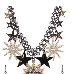Jewelry - Star charm pendant necklace set.